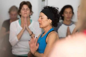 Find your Center at Yoga Daily
