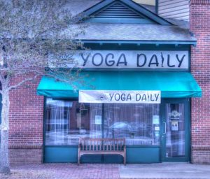 Yoga Daily Studio Front