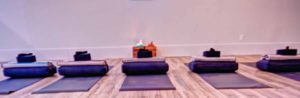 Yoga Studio at Yoga Daily